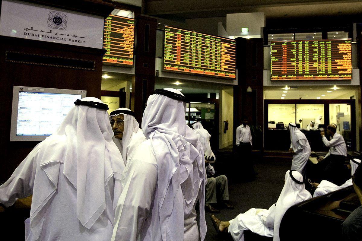 بورصة دبي تشهد أكبر وتيرة هبوط يومية وارتفاع خسائر أبوظبي