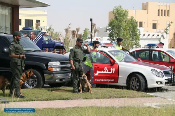 شرطة أبوظبي تخفض المخالفات 50%