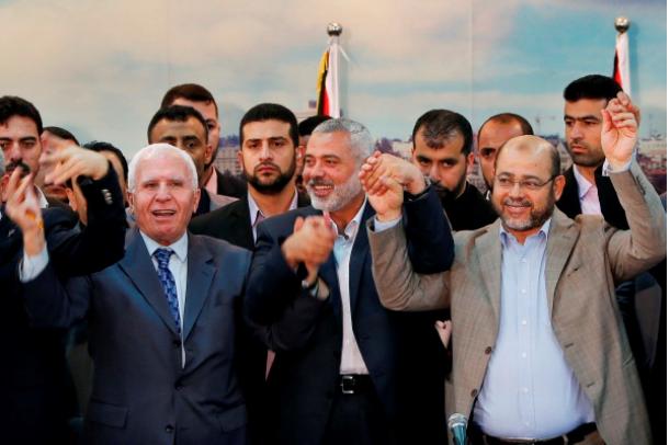 تعرف على بنود الاتفاق بين فتح وحماس برعاية المخابرات المصرية