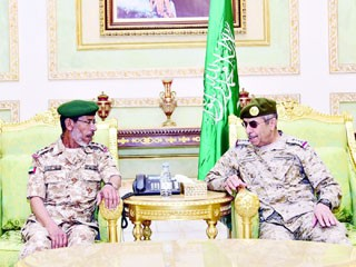 مباحثات عسكرية بين الإمارات والسعودية