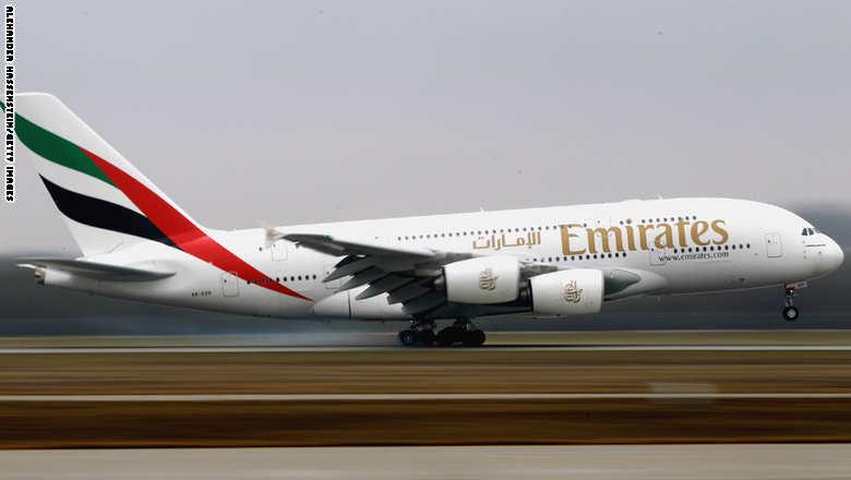 طيران الإمارات تعلن تعليق رحلاتها إلى بيشاور الباكستانية
