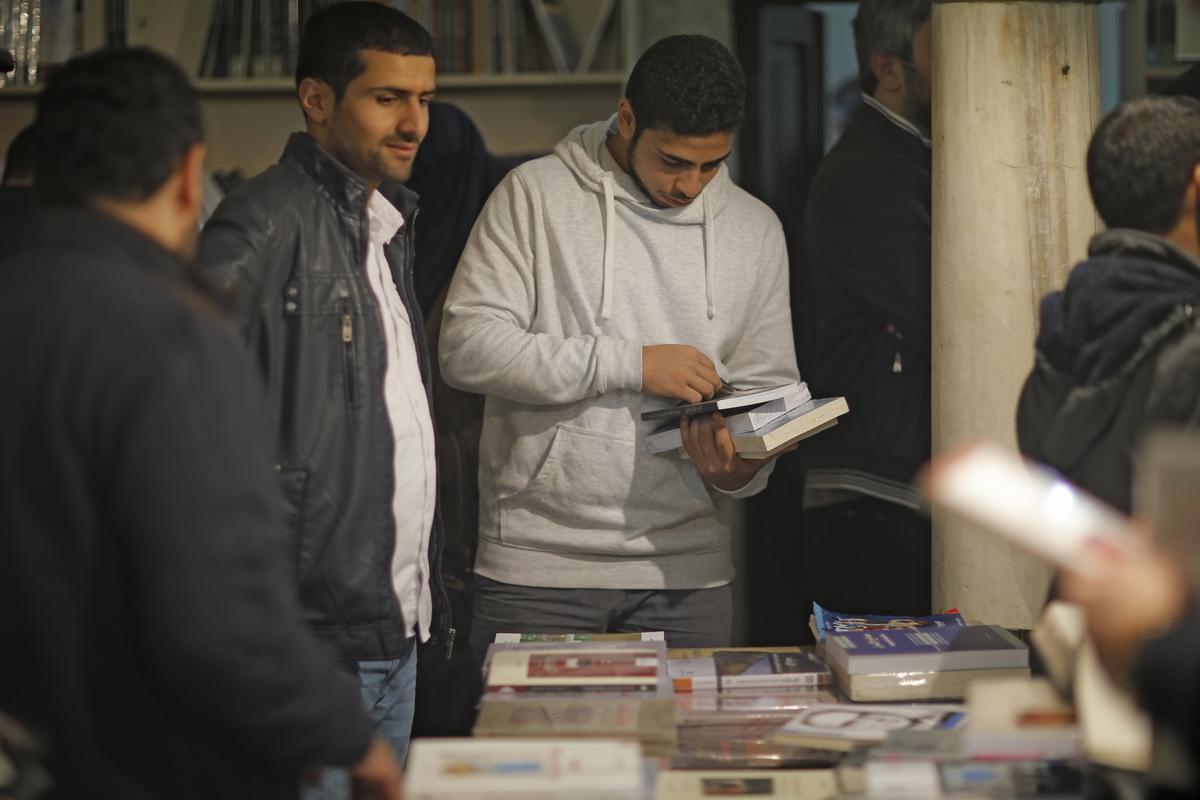 أكبر معرض للكتاب العربي بإسطنبول ينطلق الجمعة بـ50 ألف كتاب