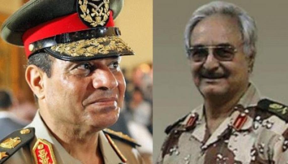 صحيفة أمريكية تلخص أبرز مخاوف السيسي في ليبيا