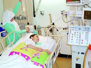 وفاة طفل إماراتي قضى 11 عاما في العناية الفائقة