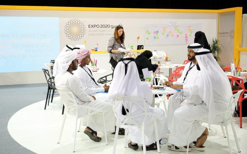 600 فرصة عمل تقدمها 27 جهة حكومية خلال «الإمارات للوظائف»