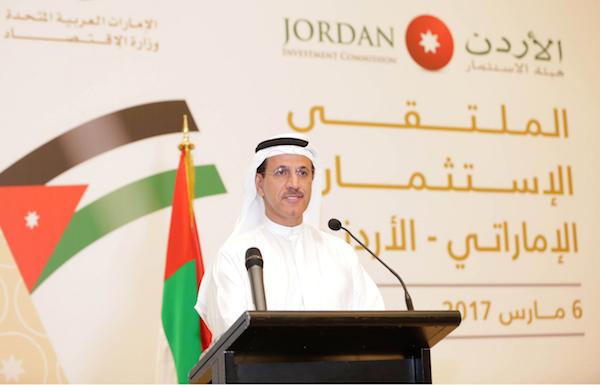 المنصوري: 4% النمو المتوقع للاقتصاد الإماراتي في 2017