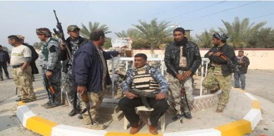 الإمارات تدعو إلى تسليح العشائر السنية في العراق
