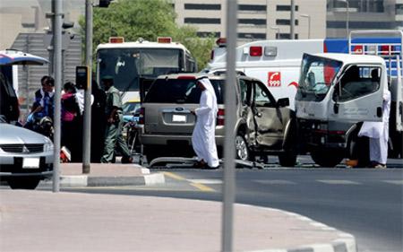 """""""شرطة دبي"""" تسجل نحو 20 ألف مخالفة خلال رمضان الماضي"""