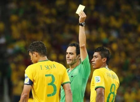 الاتحاد البرازيلي لكرة القدم يستأنف ضد عقوبة تياجو سيلفا