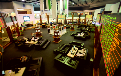 أسواق الإمارات تعطل يومين بمناسبة اليوم الوطني