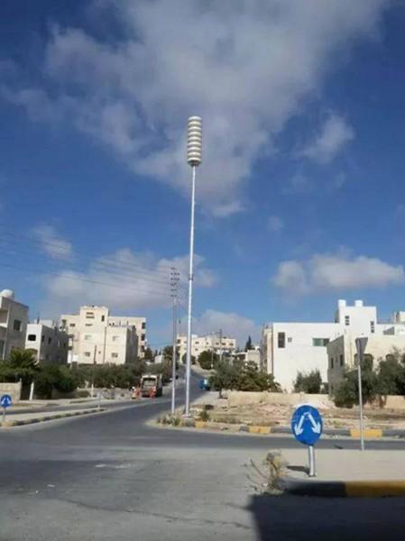 بعد اشتراكه في قصف الدولة.. تركيب أجهزة إنذار مبكر في الأردن