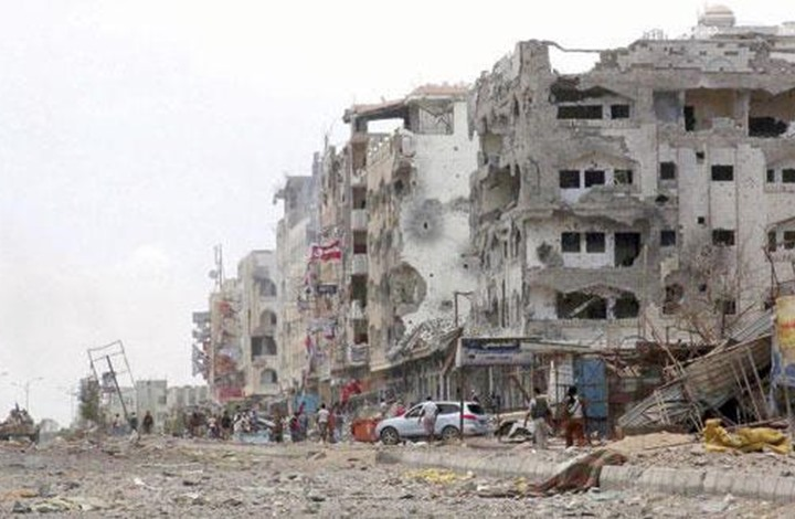 تقرير مدني: 10 آلاف طفل في تعز أصبحوا أيتاما بسبب الحرب