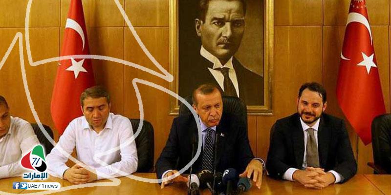 أنباء عن محاولة انقلاب عسكري في تركيا