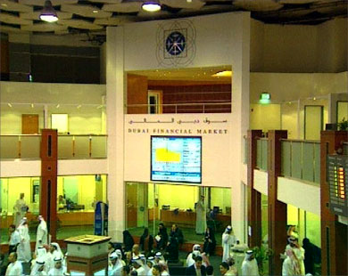 """مؤشر دبي المالي يتراجع 3,36% بضغط من """"أرابتك"""""""