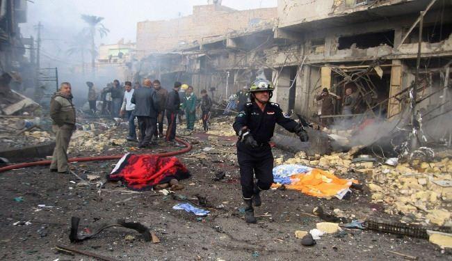 مقتل 7 في انفجار سيارة ملغومة شمالي بغداد