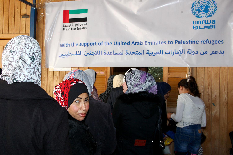 إشادة أممية بمساعدات الإمارات للاجئين السوريين في الأردن
