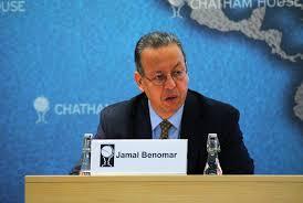 """المبعوث الأممي يصل صنعاء في زيارته الـ """"36"""""""