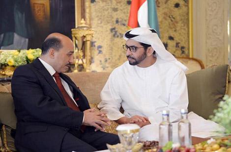الإمارات تؤكد وقوفها مع الشعب الفلسطيني ومناصرة قضاياه