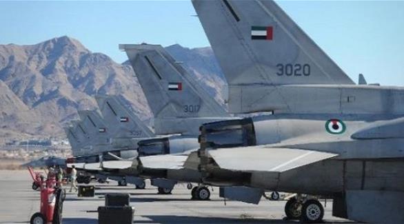 """طائرات """"إف 16"""" الإماراتية تصل الأردن"""