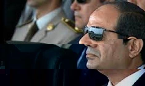 """باحث إسرائيلي يحذر من سقوط """"نظام السيسي"""""""