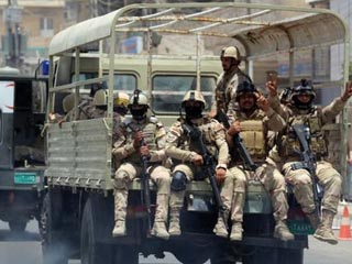 مصرع قائد الفرقة السادسة في الجيش العراقي بهجوم في بغداد