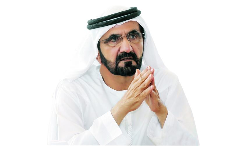 محمد بن راشد لسفراء جدد: مجتمع الإمارات متناغم
