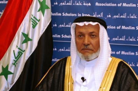 """وفاة الشيخ """"حارث الضاري"""" أمين هيئة علماء المسلمين بالعراق"""