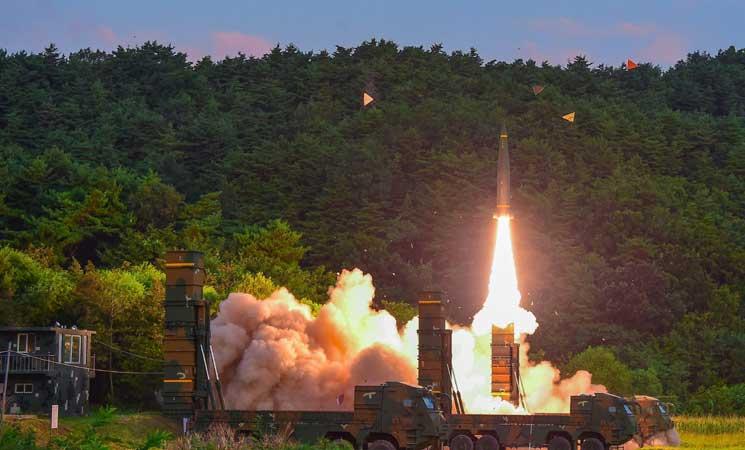 سيول تجري مناورات صاروخية ردا على التجربة النووية لكوريا الشمالية
