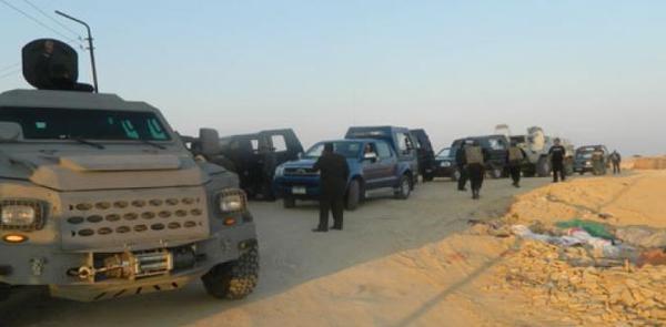 مقتل مجند بالشرطة في سيناء المصرية