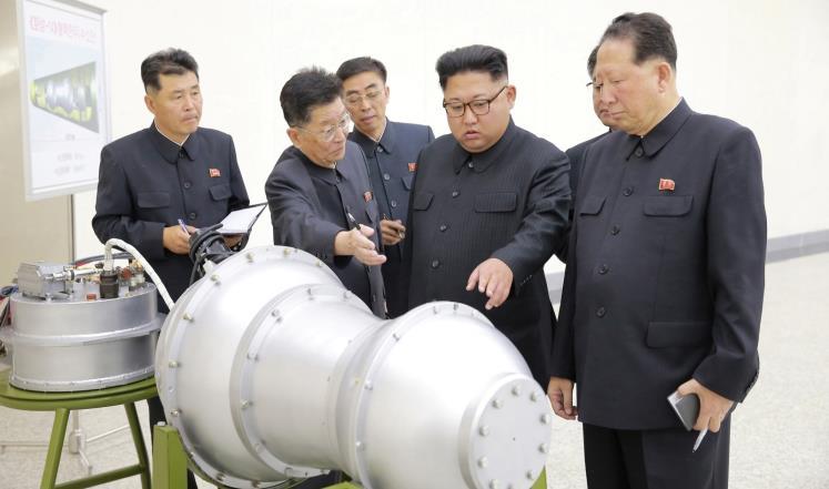 كوريا الشمالية تعلن تطوير قنبلة هيدروجينية