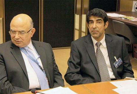 حنيف يبحث مع الحكومة السويسرية تعزيز مبادرات حقوق الإنسان