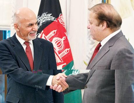 تعاون اقتصادي بين باكستان وأفغانستان وتعهد بطي صفحة الخلافات
