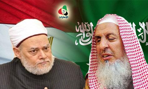 المرجعية الدينية.. الصراع الخفي بين السعودية ونظام السيسي