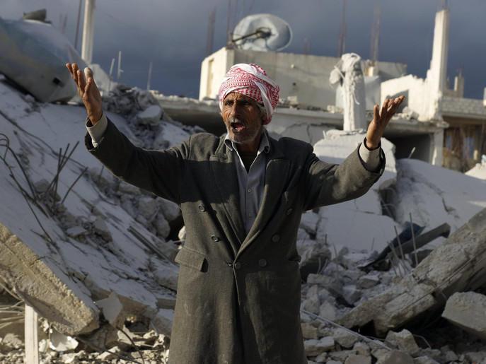 هيومان رايتس ووتش: غارتان روسيتان قتلت عشرات المدنيين في سوريا