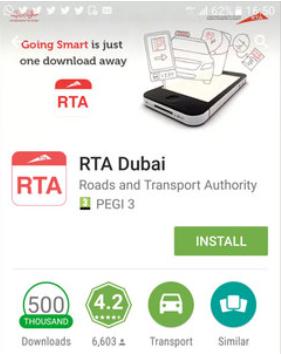 9 تطبيقات ذكية لـ «طرق دبي» تضم 173 خدمة
