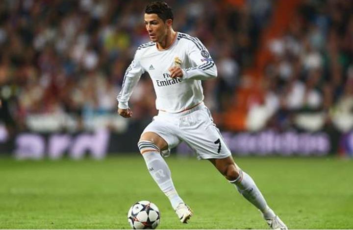 رونالدو يعادل راؤول هداف مدريد عبر العصور بنصف عدد مبارياته
