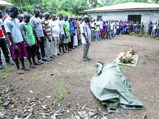تقديرات الصحة العالمية.. إيبولا يتطلب حالة حالة طوارئ عالمية