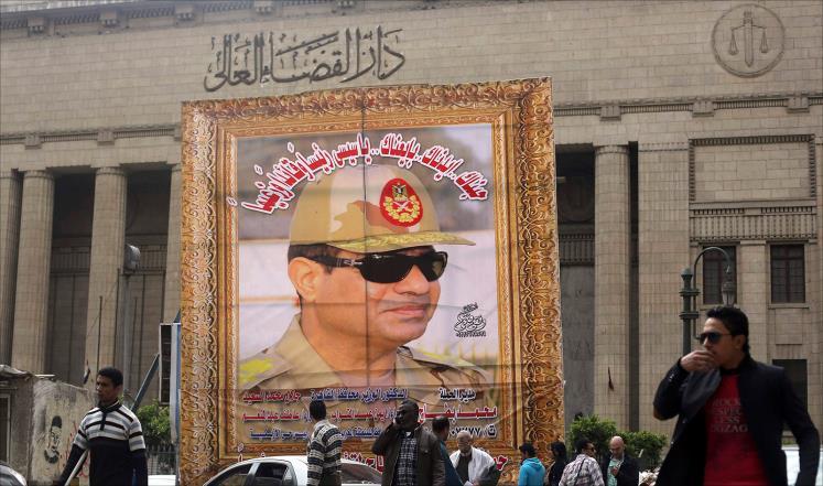 تايمز: السيسي ديكتاتور مصر يستحق معاملة المنبوذين