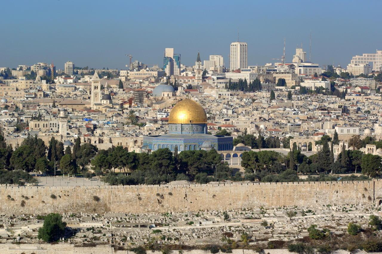 إزالة معرض صور بالأمم المتحدة يصور القدس عاصمة لإسرائيل