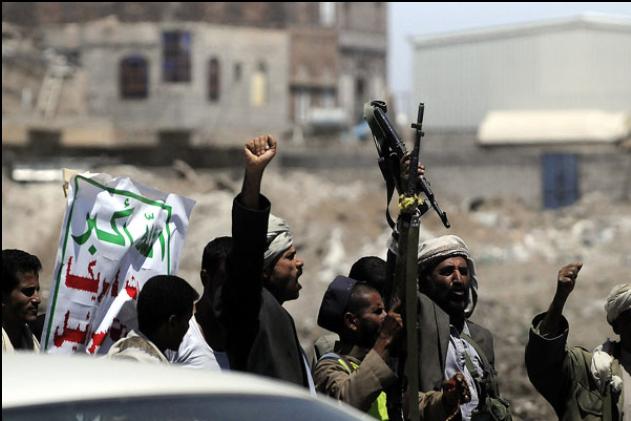 مجلس حقوق الإنسان يتبنى قرارا بالإجماع يدين الحوثيين