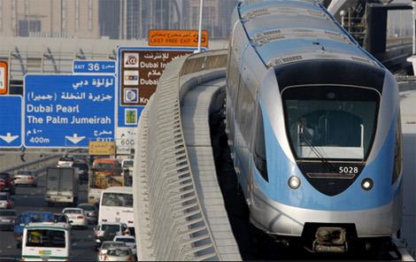 110 مليارات درهم قيمة المشروعات المستقبلية للسكك الحديدية في الإمارات