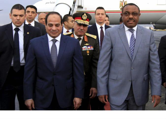 السيسي في البرلمان الإثيوبي: النيل لن يفرق بيننا