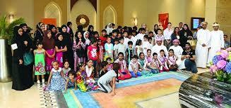 فعاليات رمضانية ترفيهية لأيتام برأس الخيمة