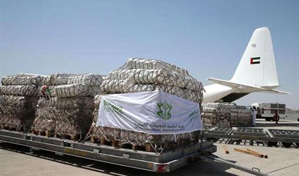 """الجسر الجوي الإماراتي إلى مدينة """"الأبرق"""" الليبية ينهي مهامه"""