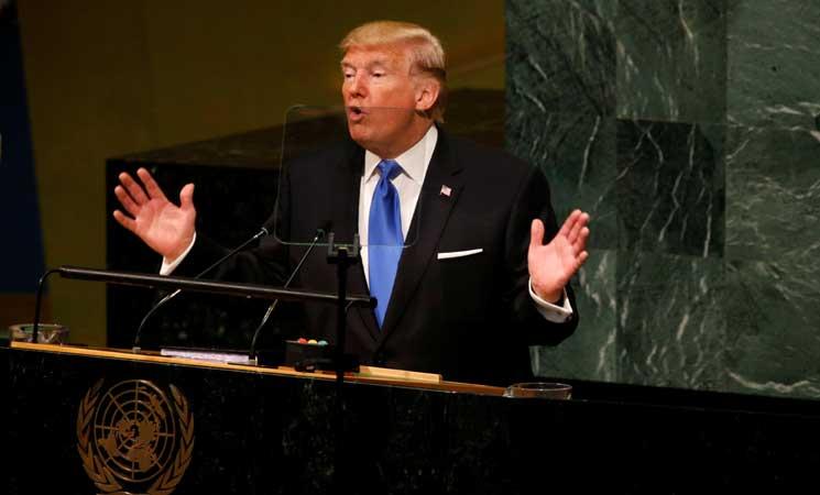 """كوريا الشمالية تقلل من أهمية تهديد ترامب وتصفه بأنه """"نباح كلب"""""""