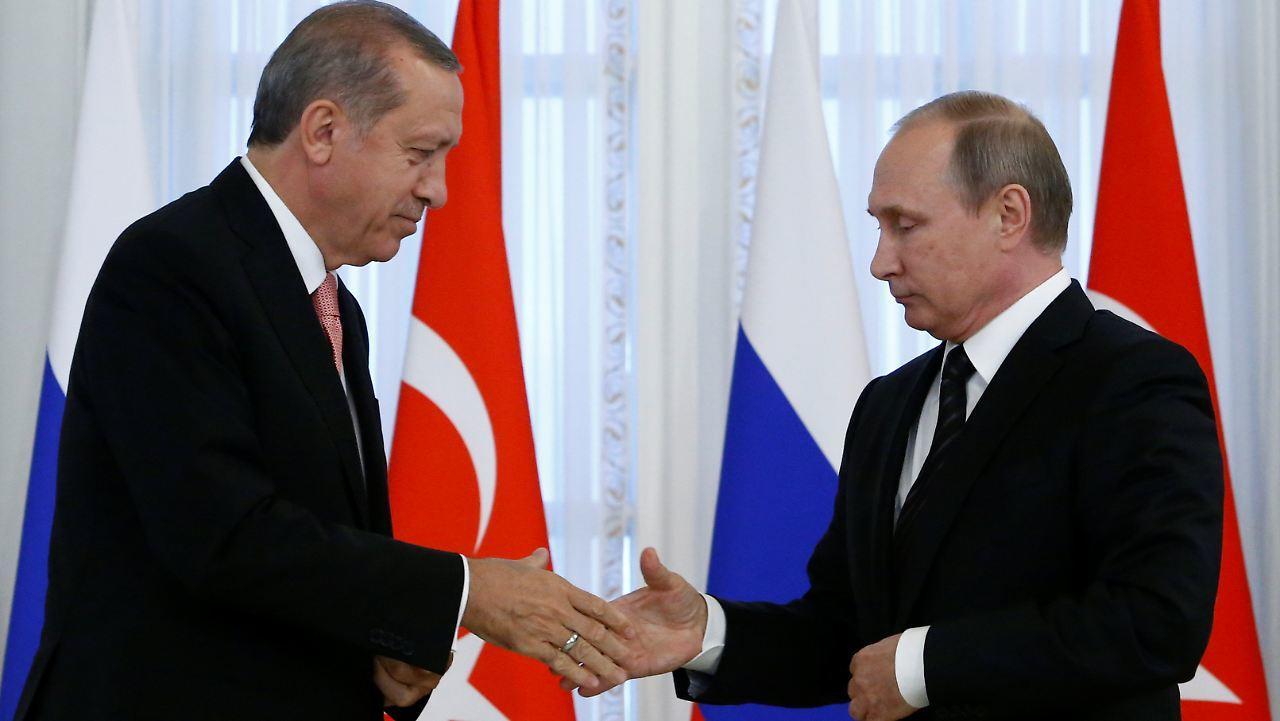 أردوغان يعلن توقيع صفقة شراء منظومة إس 400 من روسيا