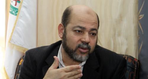 أبو مرزوق: لا خلافات في جلسات المصالحة