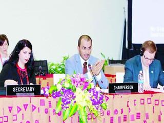 المجلس الوطني الاتحادي يقترح ميثاقا عالميا لحماية الشباب من التطرف