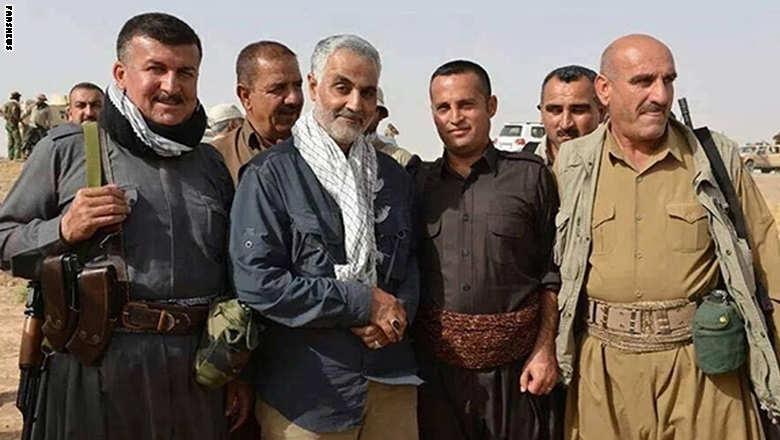 إيران: سليماني القائد الفعلي للقوات العراقية.. والتحالف الدولي يضمحل