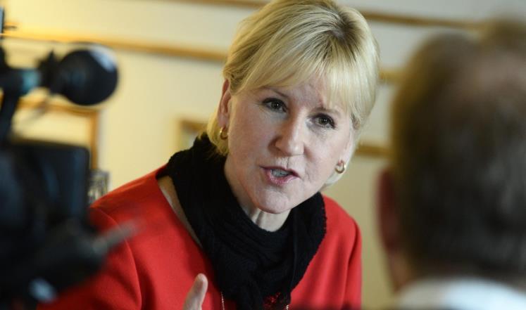 السعودية تعيد سفيرها إلى ستوكهولم بعد اعتذار السويد